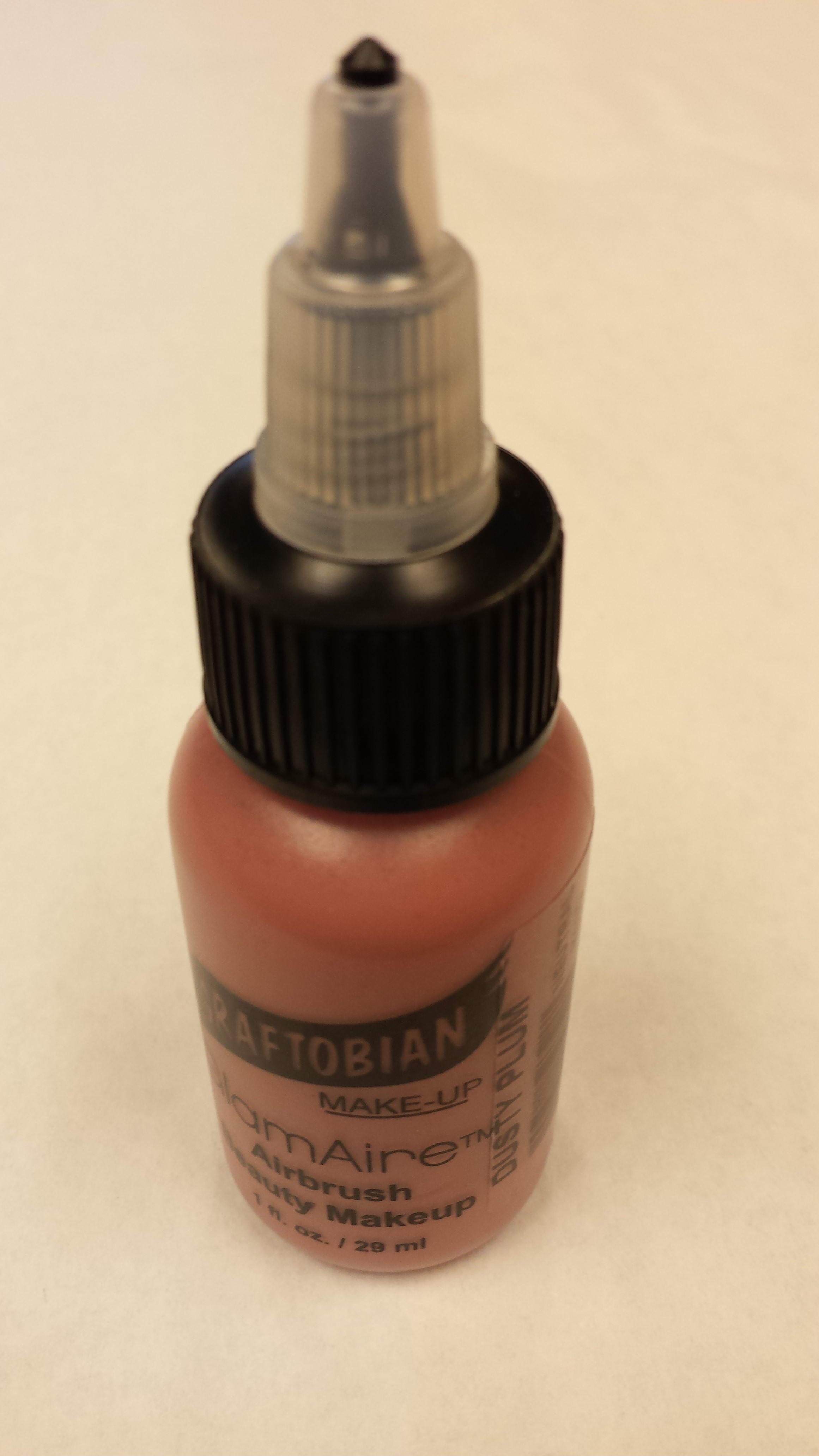 GlameAire HD AirBrush Make-up 1 oz. Bottle - Dusty Plum