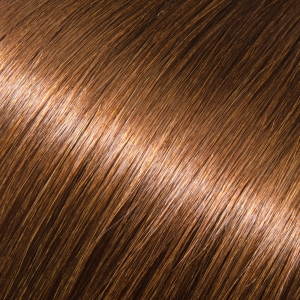 22 I-Link Pro Straight #6 (Dark Chestnut Brown)