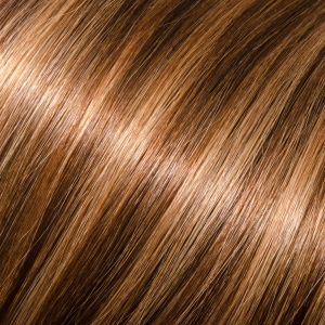 14 Tape-In Pro Straight #6-10 (Dark Chestnut-Medium Ash)
