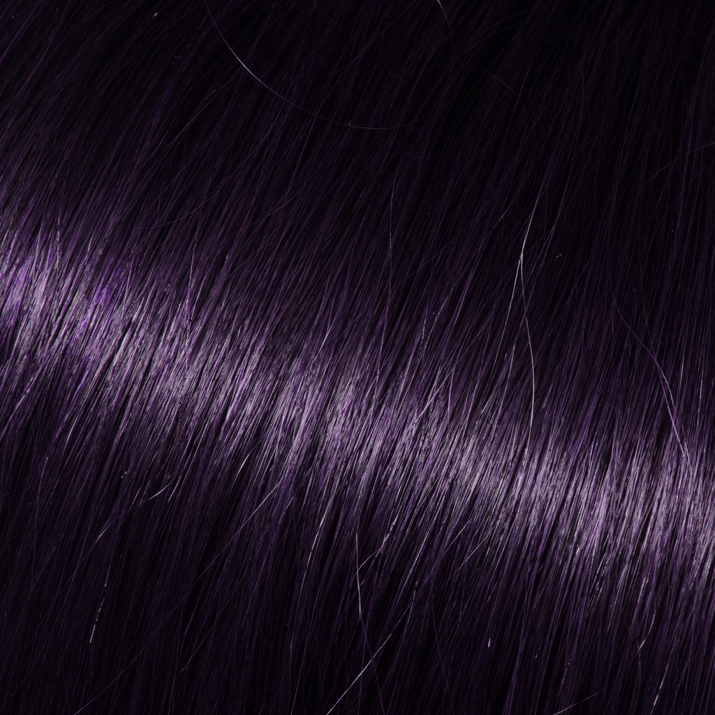 18 Flat Tip Pro Straight Midnight Purple