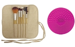 5pc Prof. Bamboo Brush Combo Deal