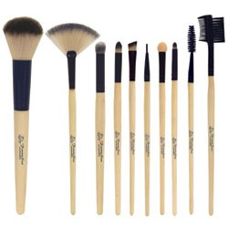 10pc Prof. Bamboo Brush Combo Deal