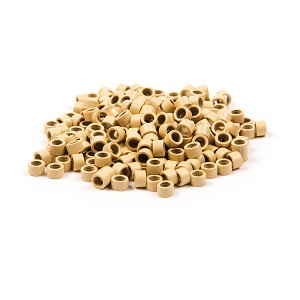 250 ct. Lg Size Blonde Beads