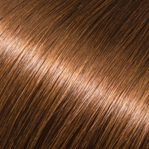 18 I-Link Pro Straight #6 (Dark Chestnut Brown)