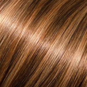 12 Tape-In Pro Straight #6-10 (Dark Chestnut-Medium Ash)