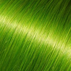16 I-Link Fantasy 100% Remy Hair Color Green