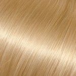 "16"" Premium Clip In Straight Color #1001 (Platinum Blond)"