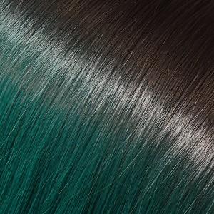 18 K-Link Pro Straight Ombre# 1B/Teal